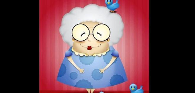 La abuela que derrota a Rafael Correa en Twitter. Foto: Tomada de Twitter