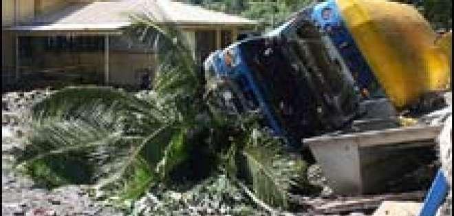 El maremoto de 2009 fue el resultado de un extraño doble terremoto.
