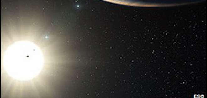Gliese 581g está ubicado a 20 años luz de la Tierra.