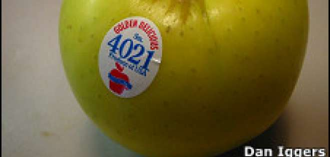 La manzana es la fruta que más se consume en el mundo.