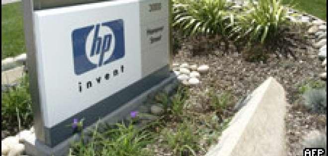 HP es el mayor fabricante de computadoras del mundo.