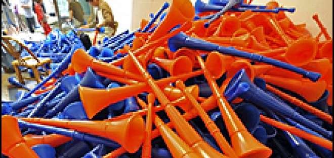 China: vuvuzelas contra los jabalíes