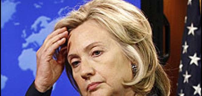 Hillary Clinton pidió perdón por experimentos médicos llevados a cabo en 1940 en Guatemala