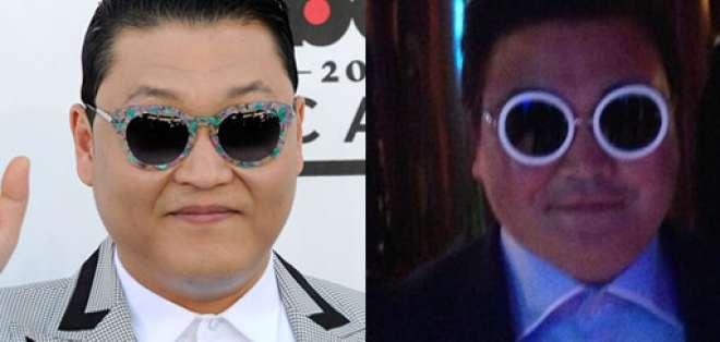 En síntesis: Psy en el festival de cine de Cannes.
