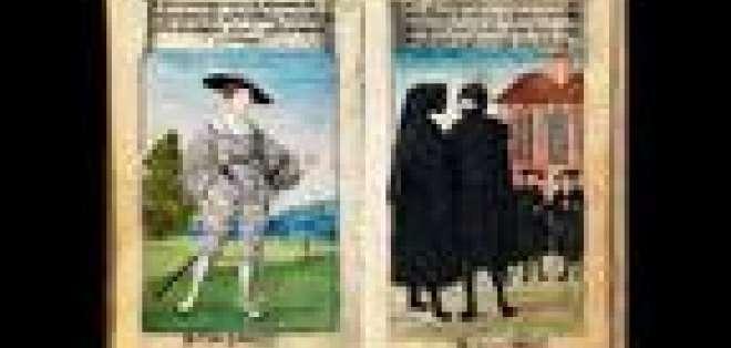Contador del siglo XVI al que le enloquecía la moda