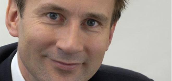 Jeremy Hunt, ministro británico de Sanidad. Foto tomada de blogs.lse.ac.uk