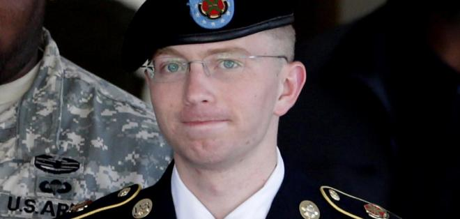 Manning ha sido encontrado culpable de 20 cargos.