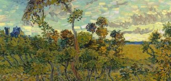 El Museo Van Gogh en Ámsterdam dice haber identificado una nueva pintura del pintor.