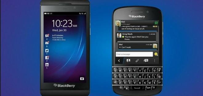 El futuro de BlackBerry puede estar en sus patentes.