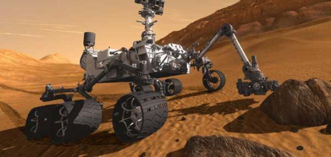 El hallazgo podría ser un recurso útil para futuros astronautas. Foto: NASA