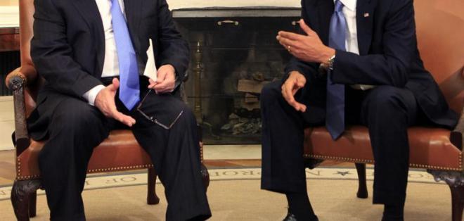 El primer ministro de Pakistán pidió ala presidente de EEUU que cesen los ataques con aviones. Foto: EFE