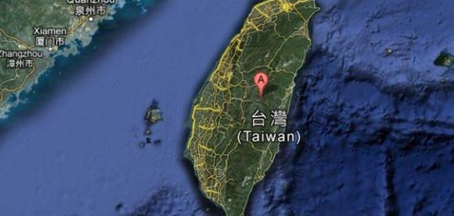 El epicentro se localizó a 52,9 kilómetros al sur-sur-oeste del distrito oriental de Hualien.