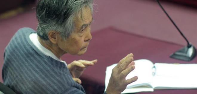 """PERÚ.- """"Fujimori es el preso más caro de Perú"""", afirma jefe penitenciario. Foto: EFE"""