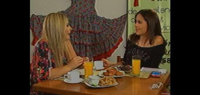 Marian Sabaté revela sus secretos en 'Flaca de miércoles'.