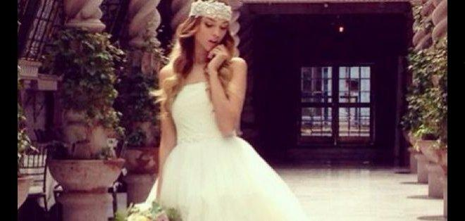 Vestidos de novia revista vanidades