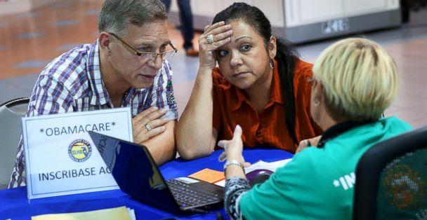 EE.UU.- Hasta ahora se han inscrito más 2,1 millones de personas, menos del objetivo original del gobierno. Foto: Internet