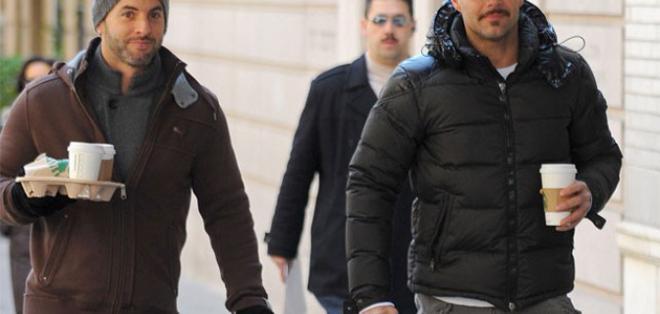 ESPECTÁCULO.- Según el agente de Martin (d), él y Carlos (i) acordaron mutuamente terminar su relación sentimental. Fotos: Internet