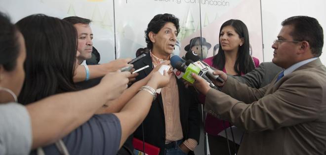 Bonilla recibió la disposición de la entidad estatal de rectificar la publicación en el término de 72 horas. Foto: EFE.