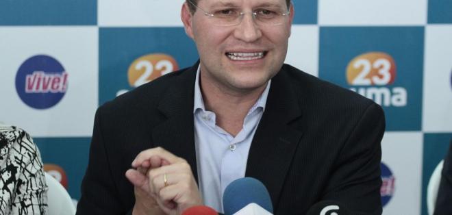 Mauricio Rodas sería el nuevo alcalde de Quito, según resultados preliminares.
