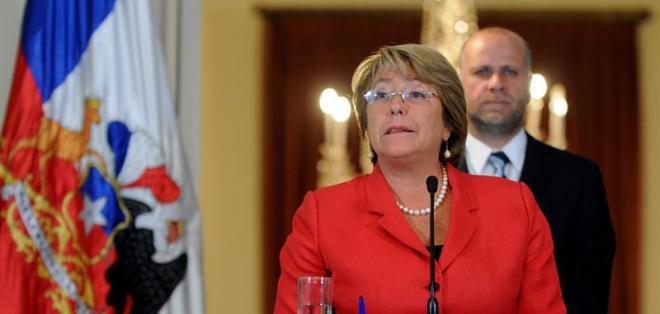 SANTIAGO, Chile.- Bachelet decretó zona de catástrofe en las regiones de Arica y Parinacota, en el norte del país. Foto: EFE.