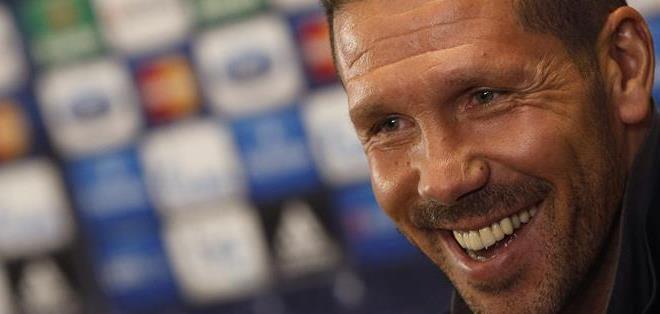 Simeone en la mira del Mónaco de la Liga francesa (Foto: EFE)