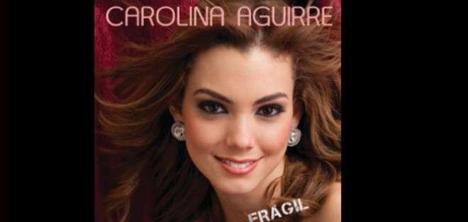 Carolina Aguirre ahora es cantante