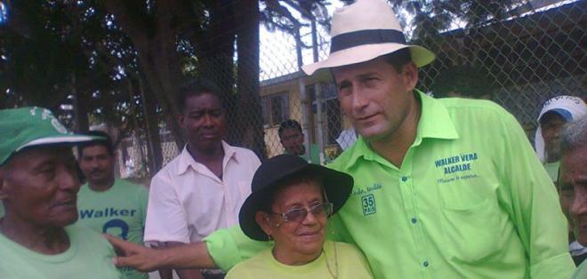 Walker Vera fue asesinado el pasadao domingo en la ciudad de Esmeraldas.