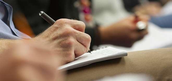 EE.UU.- Según la autora del estudio, la escritura a mano ayuda a la comprensión a largo plazo. Foto: BBCMundo.com
