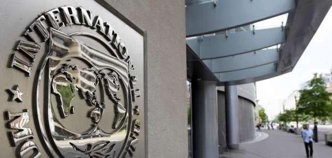 egún las previsiones del FMI difundidas este martes, Ecuador registrará una contracción de su economía de 0,5%. Foto: Archivo