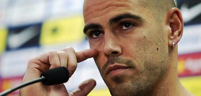 Víctor Valdés, no llegaría al Mónaco (Foto: Internet)