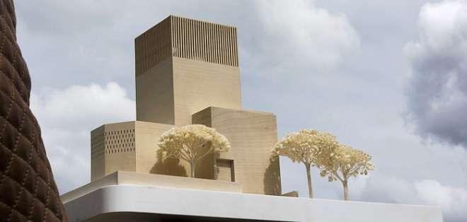 """BERLÍN, Alemania.- """"The House of One"""" será construida por un arquitecto, que previamente ganó un concurso. Foto: BBCMundo.com"""