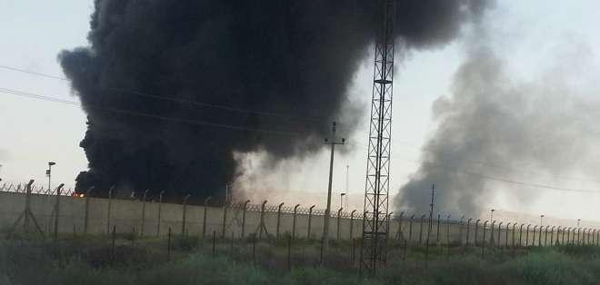 IRAK.- El avance de los militantes sunitas liderados por el Estado Islámico de Irak y el Levante ya alcanza los extramuros de Bagdad. Foto: BBCMundo.com