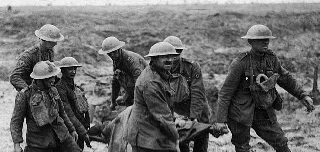 El término Guerra Mundial expresaba la escala de pavor que había generado el conflicto.
