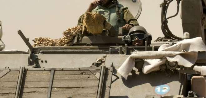 Los riesgos de una invasión terrestre de Israel a Gaza.