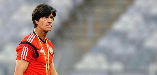 Joachim Low, entrenador de la selección alemana (Foto: EFE)