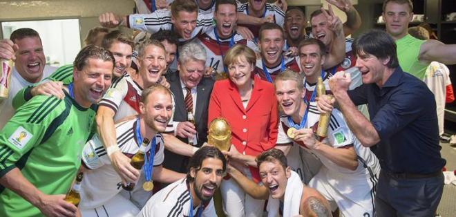 Se enviaron 48,5 millones de fotos durante el Mundial de 2014. Foto: EFE