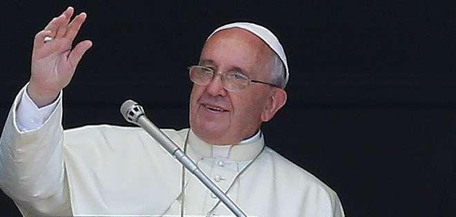 """Francisco considera que la pedofilia es """"una lepra en nuestra casa"""" y que cerca del 2% de los sacerdotes católicos son parte del problema."""