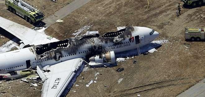 El vuelo 214 de Asiana Airlines del 6 de julio de 2013 sufrió un accidente durante su aterrizaje en el Aeropuerto Internacional de San Francisco. Hubo 2 víctimas mortales.