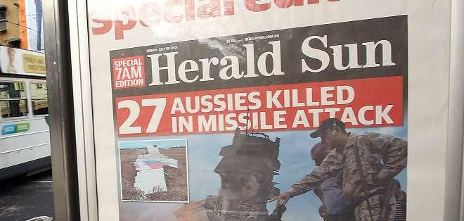 La doble tragedia de una familia australiana