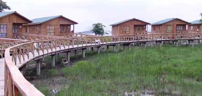 La isla Santay es una de las mayores reservas naturales del Ecuador.