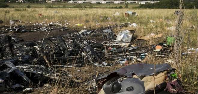 Cómo los estafadores aprovechan la tragedia del MH17