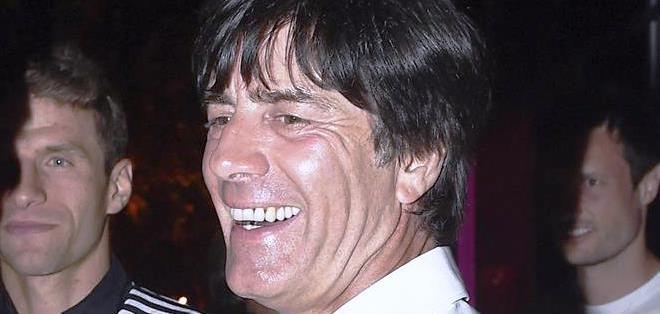 Joachim Löw, entrenador de la selección alemana de fútbol (Foto: EFE)