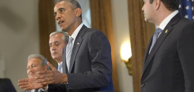 El presidente pidió que los niños inmigrantes deben evitar emprender viaje a EE.UU.