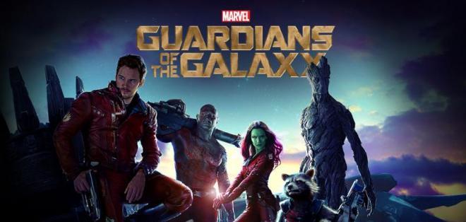 """Marvel anuncia la secuela de """"Guardians of the Galaxy"""" para 2017."""