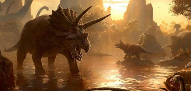Los dinosaurios habría sobrevivido si el asteroide impactaba antes o después.