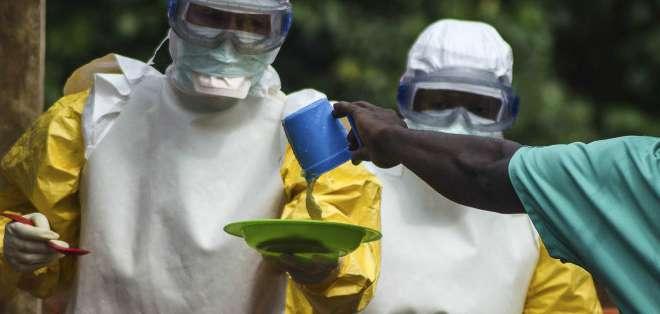 El Ébola se ha cobrado desde inicios de año al menos 670 víctimas mortales en África occidental.