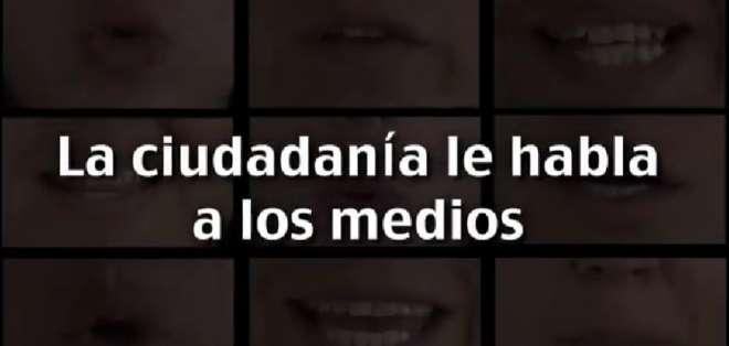 """Ecuavisa se abstendrá de transmitir la cadena """"La ciudadanìa le habla a los medios de comunicación""""."""
