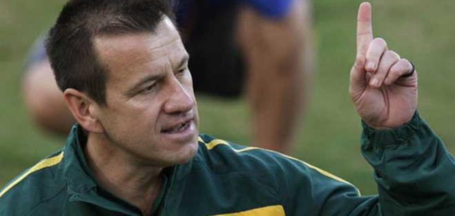 """BRASIL.- """"No se puede cambiar todo porque perdimos. Tenemos jugadores de gran calidad"""", sostuvo el nuevo DT. Foto: AFP"""
