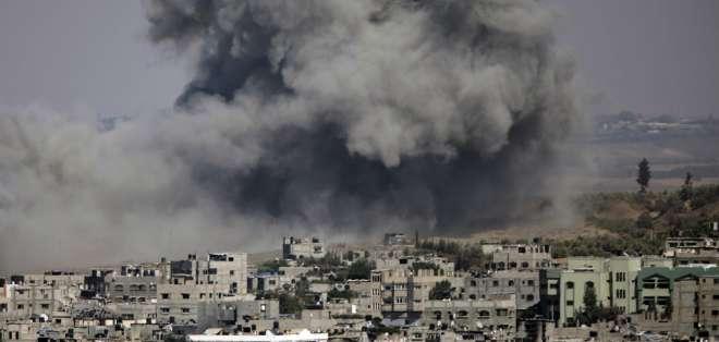 A casi un mes del inicio de la guerra en Gaza el recuento de destrucción y muerte sigue adelante.