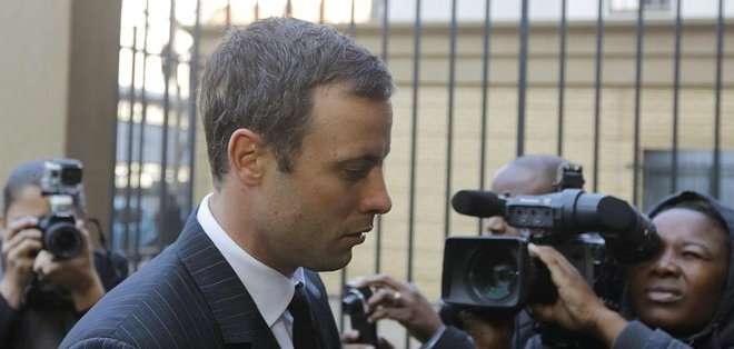Pistorius recibiría su sentencia en septiembre. Foto: EFE.